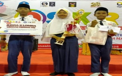 MTs Negeri 3 Demak Raih Prestasi dalam Oskrea ke-4 di SMA Nasima Semarang Tahun 2020
