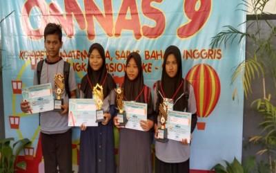 MTs Negeri 3 Demak Raih Medali Perak dalam Omnas 9 Emerald Education 2020 Tingkat Provinsi Jawa Tengah